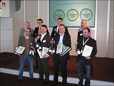 Auszeichnung Mundus vini