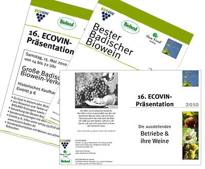 ECOVIN-Präsentation