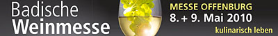 Badische Weinmesse Offenburg