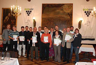 Sieger der Besten Badischen Bioweine 2010