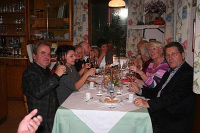 Weinmenü mit den Besten Badischen Bioweinen