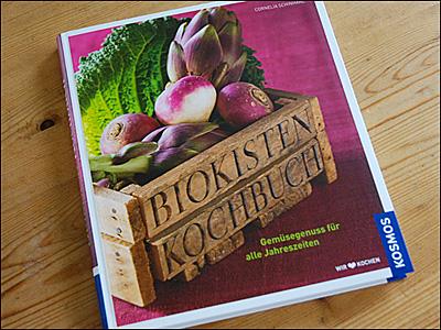 Das Biokisten Kochbuch
