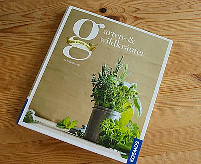 Garten- und Wildkräuter aus dem Kosmos-Verlag