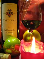 Advent-Weinprobiertage im Weingut Harteneck