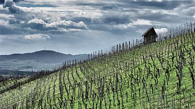 Aprilwetter im Breisgau