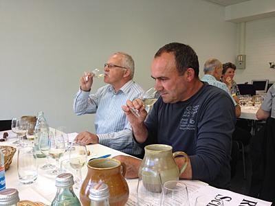 Beste Bioweine Baden-Württemberg 2012
