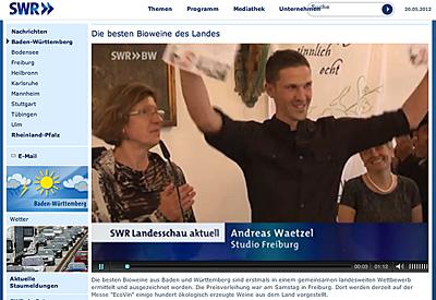 Die 17. ECOVIN-Präsentation in Freiburg