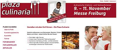 Plaza Culinaria 2012