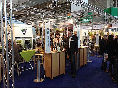 ECOVIN Baden auf der ProWein 2013