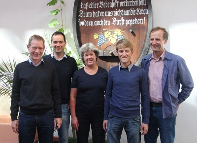 Herbst-Pressgespräch von ECOVIN Baden in Ihringen