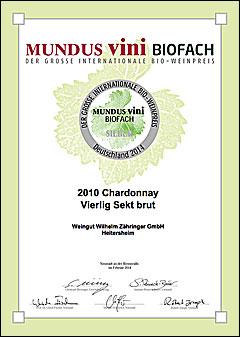 Mundus Vini Biofach 2014