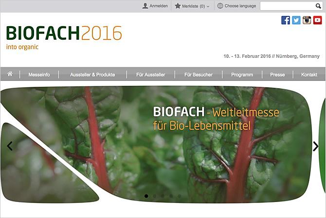 ECOVIN Baden auf der BioFach 2016