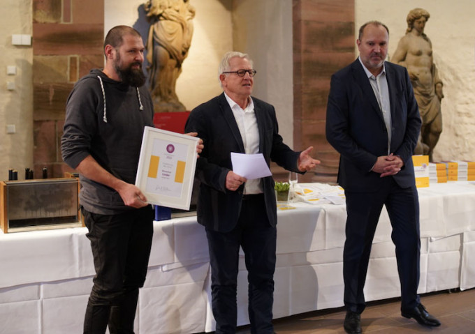 Eichelmann-Auszeichnung für das Weingut Linder.