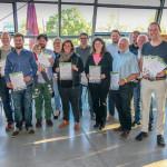 Die Sieger der Prämierung Beste Bioweine Baden-Württemberg 2017