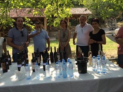 Shumi-Winery